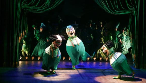 Wicked at Shea's Performing Arts Center