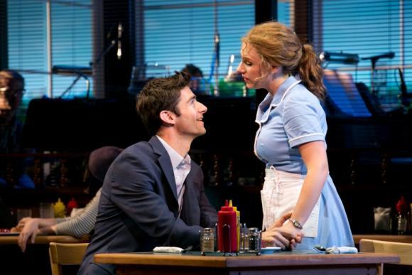 Waitress at Shea's Performing Arts Center