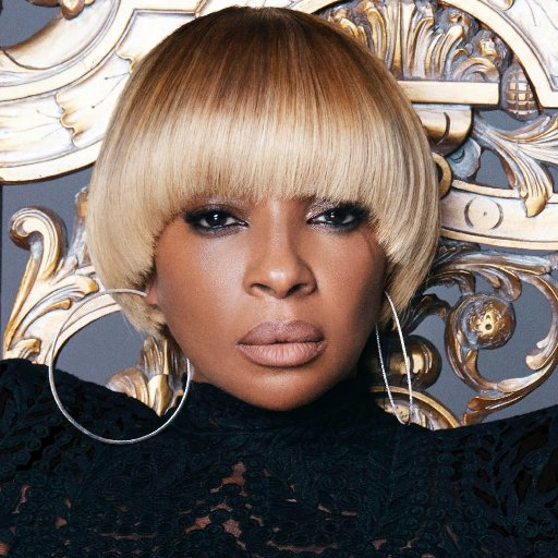 Mary J. Blige at Shea's Performing Arts Center
