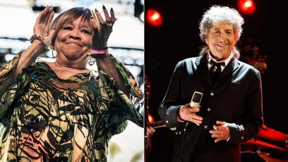 Bob Dylan & Mavis Staples at Shea's Performing Arts Center