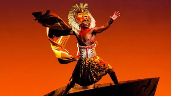 The Lion King at Shea's Performing Arts Center