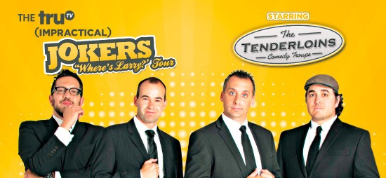 Cast of Impractical Jokers & The Tenderloins at Shea's Performing Arts Center