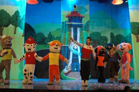 Paw Patrol at Shea's Performing Arts Center