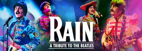 Rain - A Tribute to The Beatles at Shea's Performing Arts Center