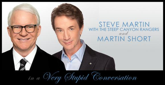 Steve Martin & Martin Short at Shea's Performing Arts Center