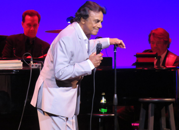 Johnny Mathis at Shea's Performing Arts Center