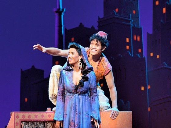 Aladdin at Shea's Performing Arts Center