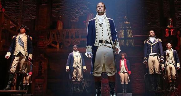 Hamilton at Shea's Performing Arts Center