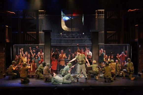 Miss Saigon at Shea's Performing Arts Center