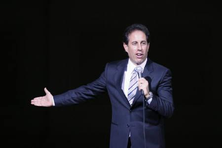Jerry Seinfeld at Shea's Performing Arts Center