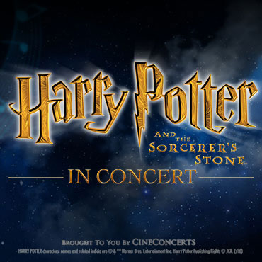 Harry Potter and The Sorcerer's Stone in Concert at Shea's Performing Arts Center