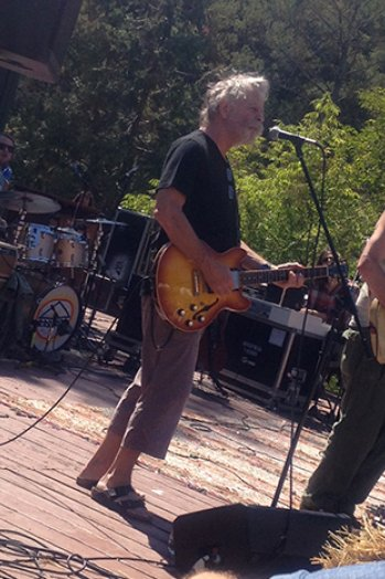 Bob Weir at Shea's Performing Arts Center