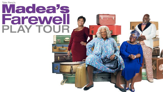 Tyler Perry's Madea's Farewell Play at Shea's Performing Arts Center