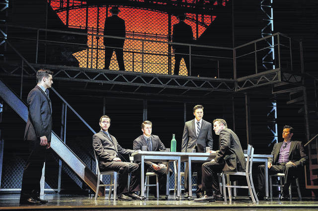 Jersey Boys at Shea's Performing Arts Center