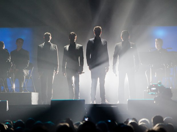Il Divo at Shea's Performing Arts Center