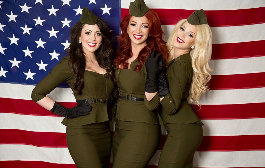 American Bombshells at Shea's Performing Arts Center