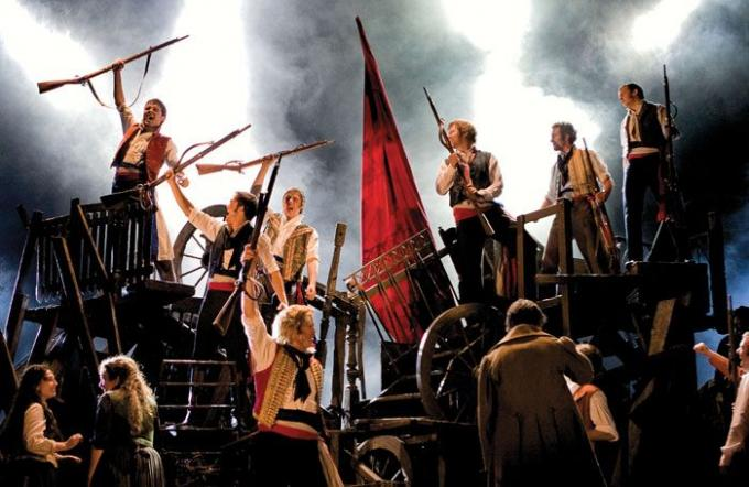 Les Miserables at Shea's Performing Arts Center
