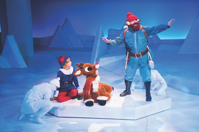 Rudolph The Red-Nosed Reindeer at Shea's Performing Arts Center