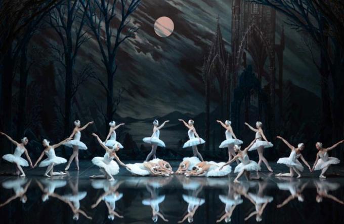 Swan Lake at Shea's Performing Arts Center