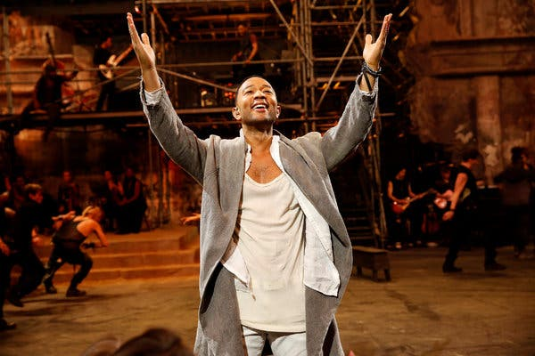 Jesus Christ Superstar at Shea's Performing Arts Center