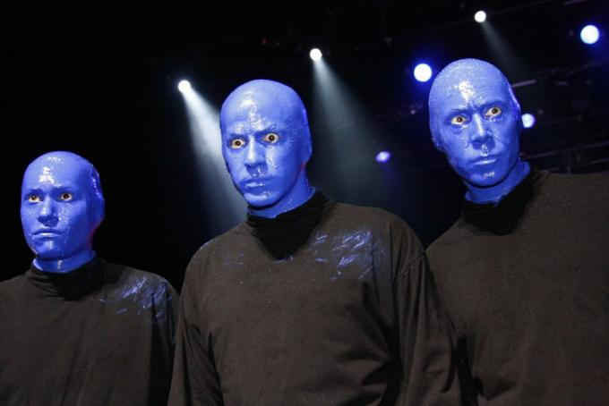 Blue Man Group at Shea's Performing Arts Center