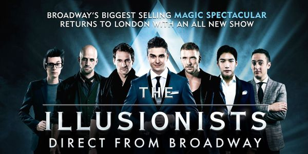 The Illusionists at Shea's Performing Arts Center