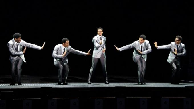 Ain't Too Proud: The Life and Times of The Temptations at Shea's Performing Arts Center