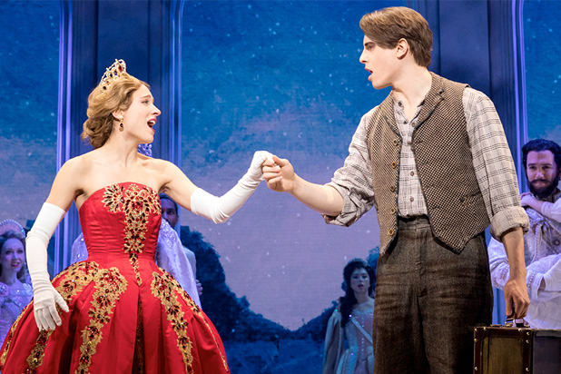 Anastasia [POSTPONED] at Shea's Performing Arts Center