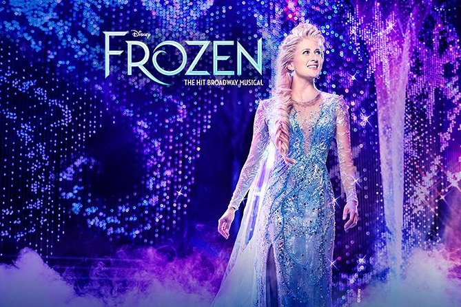 Frozen - The Musical [POSTPONED] at Shea's Performing Arts Center