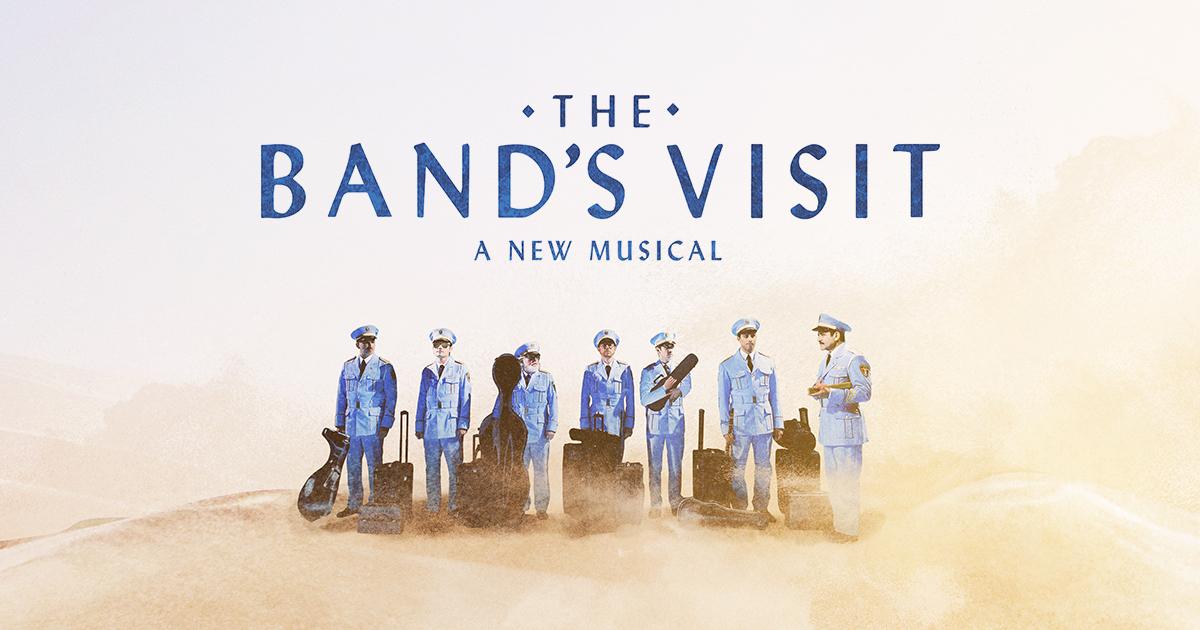 The Band's Visit at Shea's Performing Arts Center