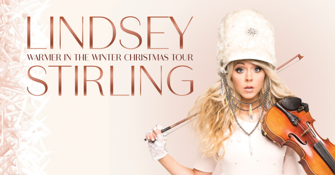 Lindsey Stirling at Shea's Performing Arts Center