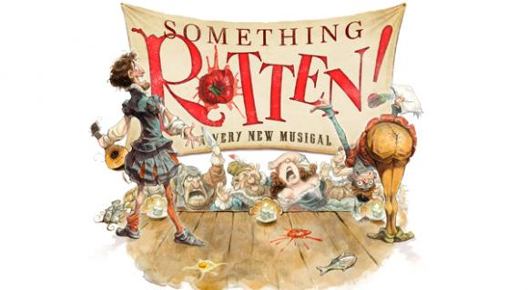 Something Rotten at Shea's Performing Arts Center